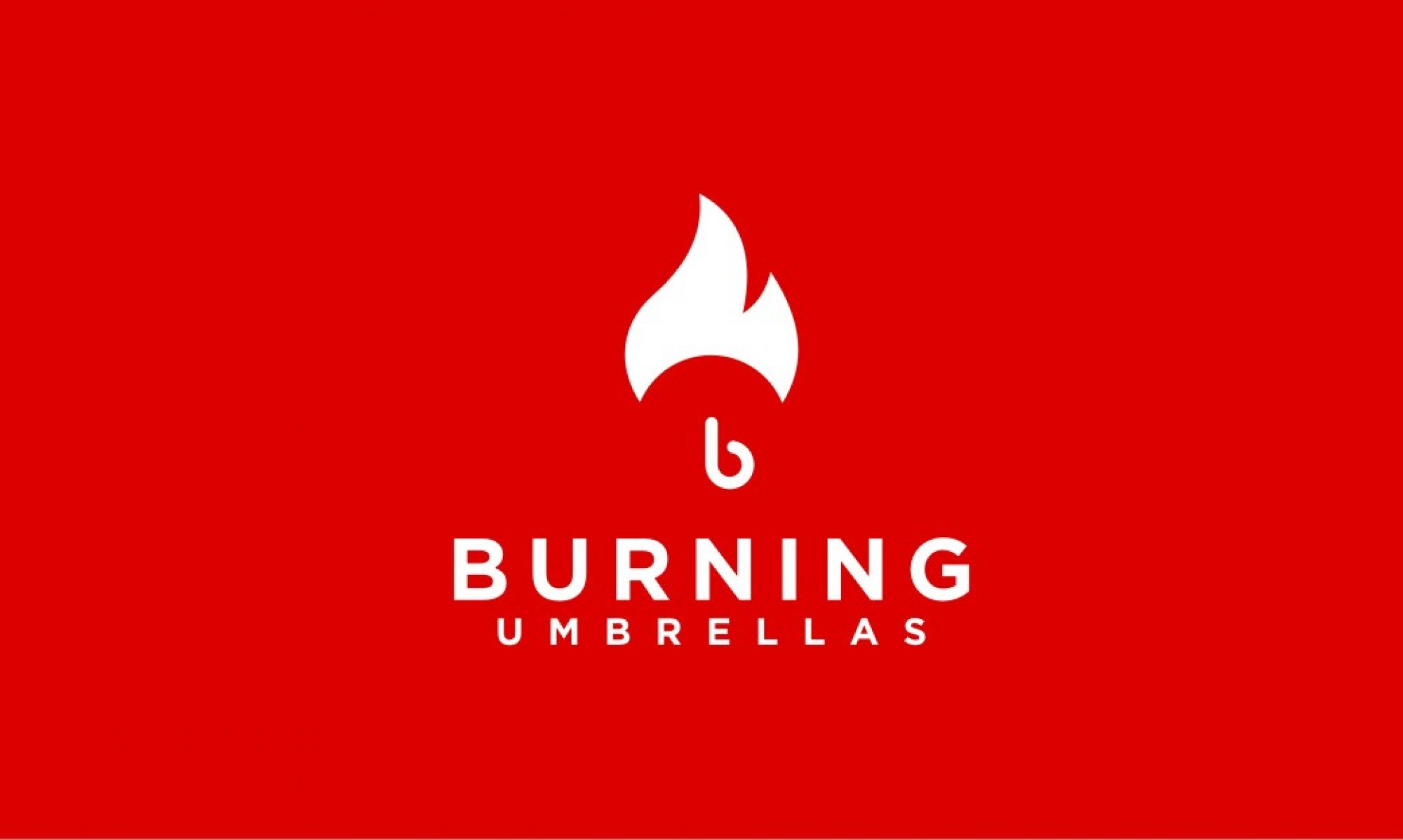 Burning Umbrellas